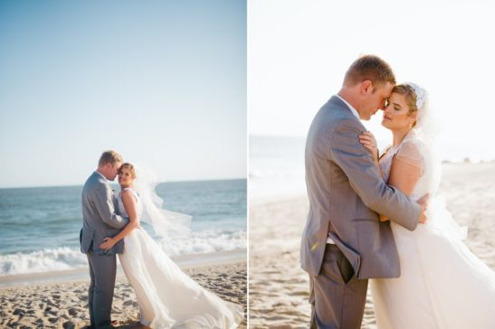 Vintage Cape May New Jersey Beach Wedding