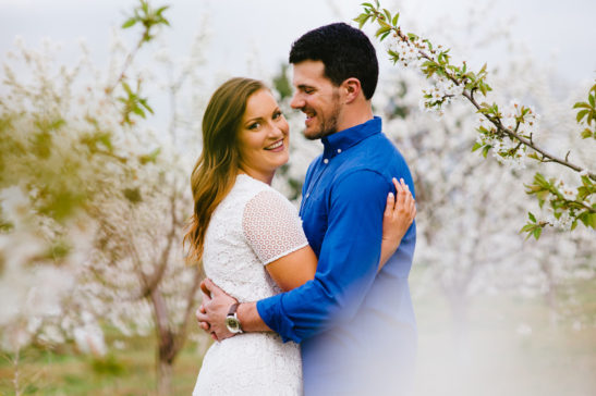 Heritage Vineyards New Jersey Engagement