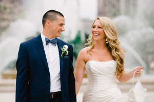 Philadelphia Free Library Wedding