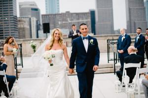 Philadelphia Free Library Wedding