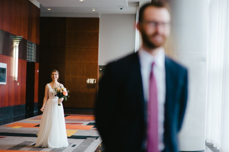 Front and Palmer Philadelphia PA Wedding