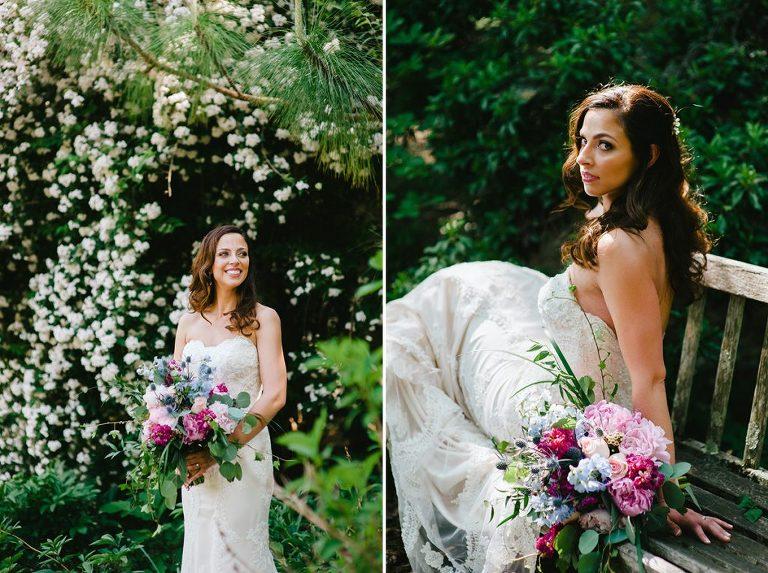 Spring Wedding Tyler Arboretum