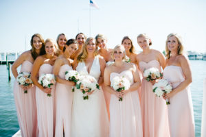 Bay Head Yacht Club New Jersey Wedding