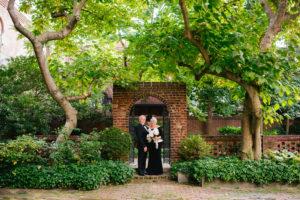 colonial dames philadelphia garden wedding